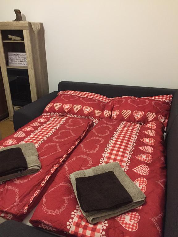 Ferienwohnung Auszeit - Schlafzimmer