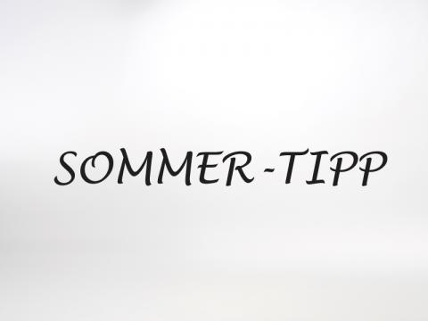 Sommer Tipp Ferienwohnung Auszeit
